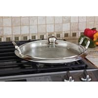 Chef s Secret by Maxam 5ply Stainless Steel