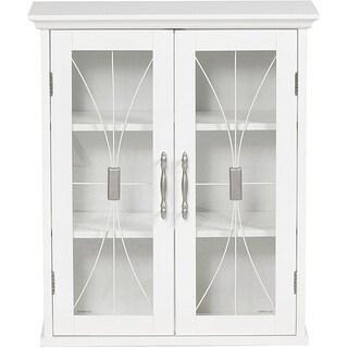 Veranda Bay 2 Door Wall Cabinet By Essential Home Furnishings