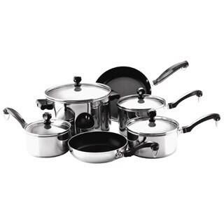 Farberware Classic 10-piece Cookware Set