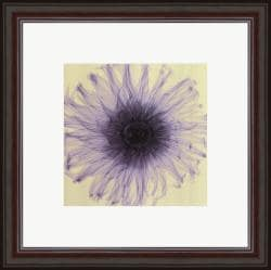 Steven Meyers 'Dahlia' Framed Print Art