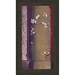 Don Li-Leger 'Blossom Tapestry I' Framed Art Print
