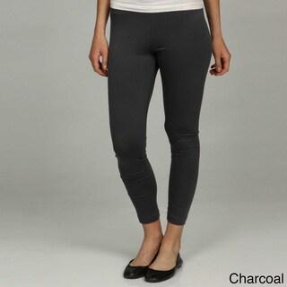 24/7 Comfort Apparel Women's Ankle-length Leggings