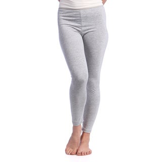 24/7 Comfort Apparel Women's Ankle-length Leggings