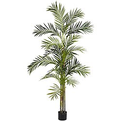 Areca Palm 6-foot Silk Tree