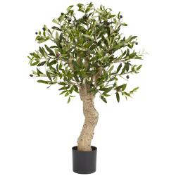 Silk Olive Tree - Thumbnail 1