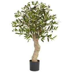 Silk Olive Tree - Thumbnail 2
