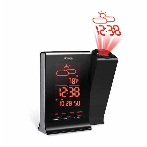 Daylight Projection Clock