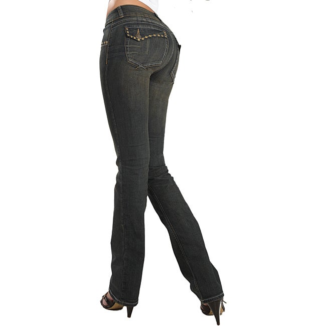 Marcella Brazilian Style Streth Puch Up Jeans