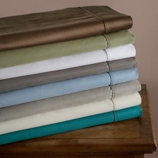 Superior 600 Thread Count Deep Pocket Cotton Blend Bed Sheet Set