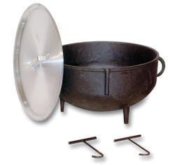 King Kooker 5-gallon Cast Iron Jambalaya Pot