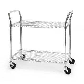 OFM Heavy Duty Mobile Cart