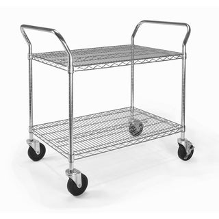 OFM 24 x 36-inch Heavy Duty Mobile Cart