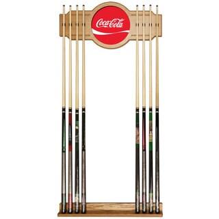 Coke Acrylic Cue Rack