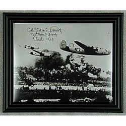 Col. Walter Stewart Framed WWII Photograph