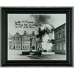 'Dirty Dozen' Autographed Photo Framed