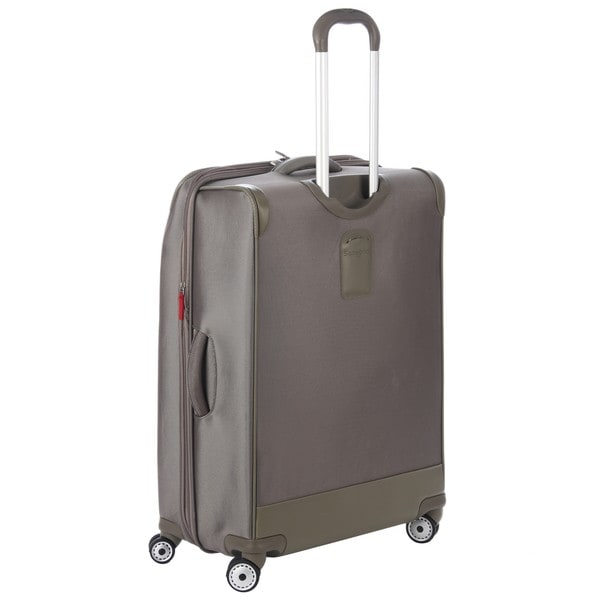 Samsonite Cobblestone Silhouette 11 3-piece Spinner Luggage Set. Opens flyout.