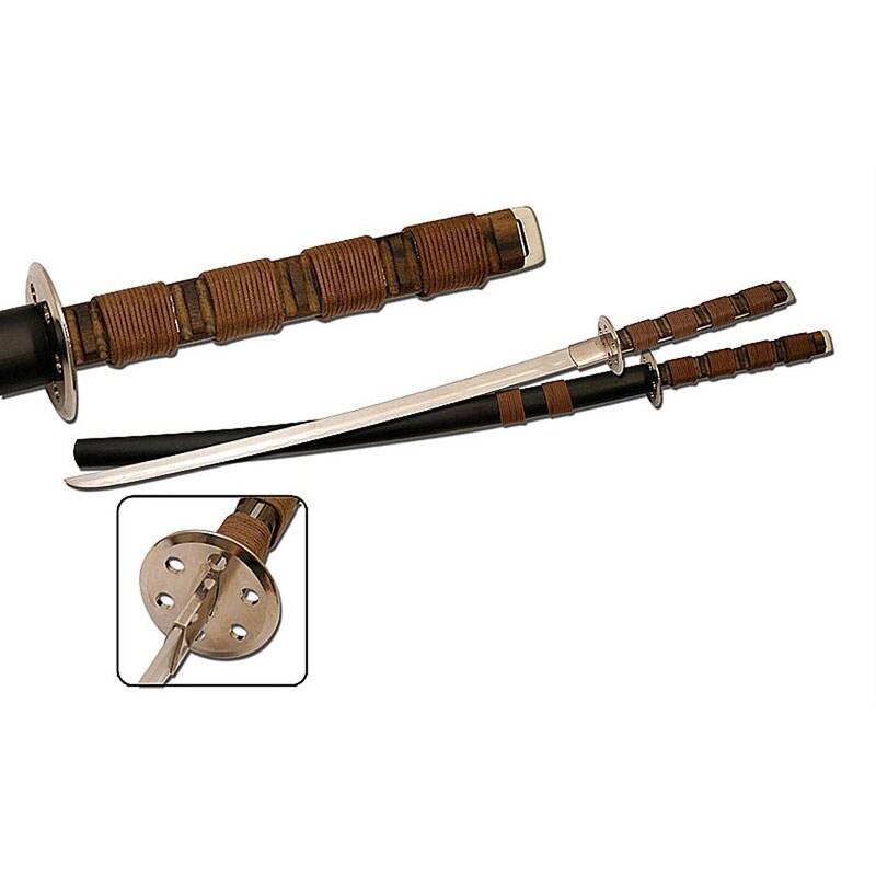 Stainless Steel 40-inch Katana Sword