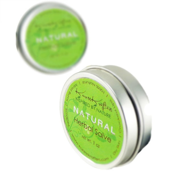 All Natural 1-ounce Herbal Salve