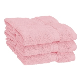 Superior Luxurious & Absorbent 900 GSM Combed Cotton Washcloth (Set of 6)