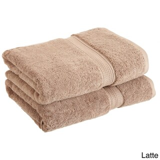 Superior Luxurious Egyptian Cotton 900 GSM Bath Towel (Set of 2)
