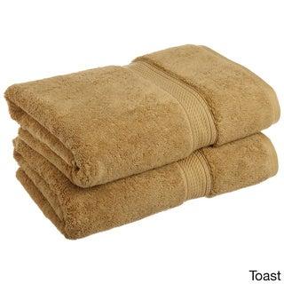 Superior Luxurious Egyptian Cotton 900 GSM Bath Towel (Set of 2)