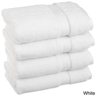 Superior Egyptian Cotton 900 GSM Luxurious Hand Towel Set (Set of 4)