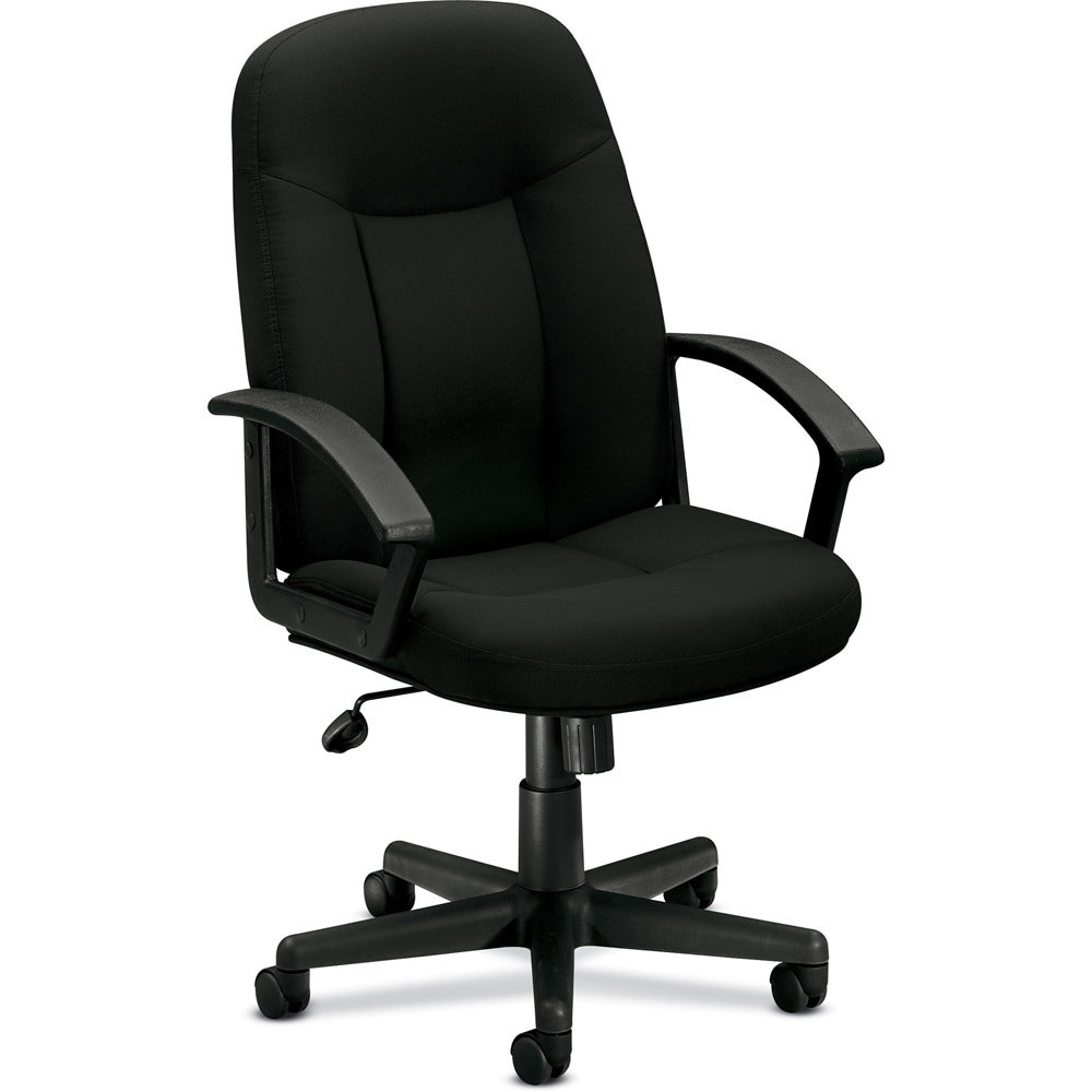 basyx by HON VL601 Fabric Mid-Back Swivel/ Tilt Chair