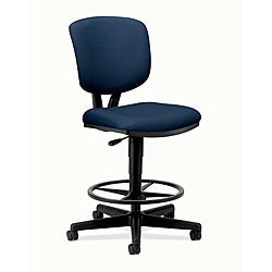 HON Volt Series Navy Fabric Adjustable Task Stool