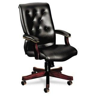HON 6540 Series Executive High-back Chair Swivel