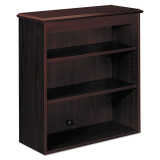 HON 94000 Series Mahogany Bookcase Hutch