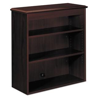 HON 94000 Series Mahogany Bookcase Hutch