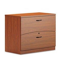 Mayline Brighton Series Cherry Lateral File