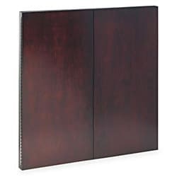 Mayline Dry Erase Magnetic Presentation Board
