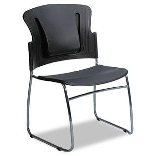 BALT ReFlex Series Stacking Chair Black 19-inch wide x 19-inch deep x 33-inch high