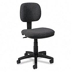 basyx by HON VL610 Series Charcoal Swivel Task Chair