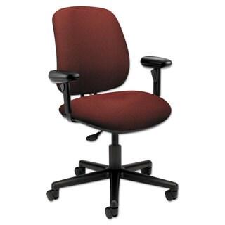 HON 7700 Series Swivel Task chair Burgundy