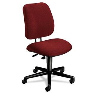 HON 7700 Series Multi-Task Swivel chair Burgundy