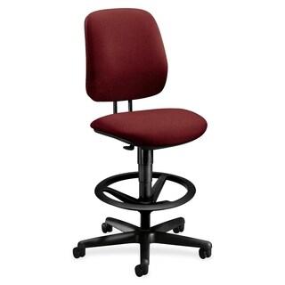 HON 7700 Series Swivel Task stool Burgundy