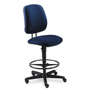 HON 7700 Series Swivel Task stool Blue