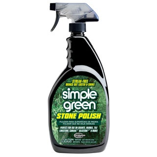 Simple Green Streak-Free Stone Polish