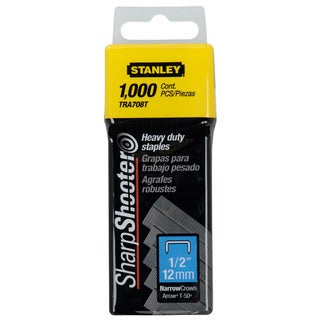 Stanley Sharpshooter 1/2 Leg Length Staples-