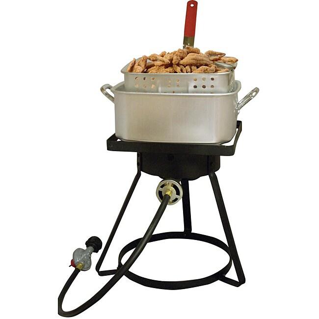 King Kooker Aluminum 16-inch Outdoor Cooker