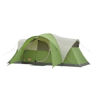 Coleman Montana 8-person Tent with Hinged Door