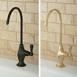 Single-Handle Brass Water Filter Faucet - Thumbnail 2