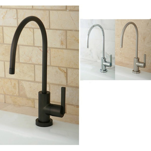Single-handle Water Filter Faucet