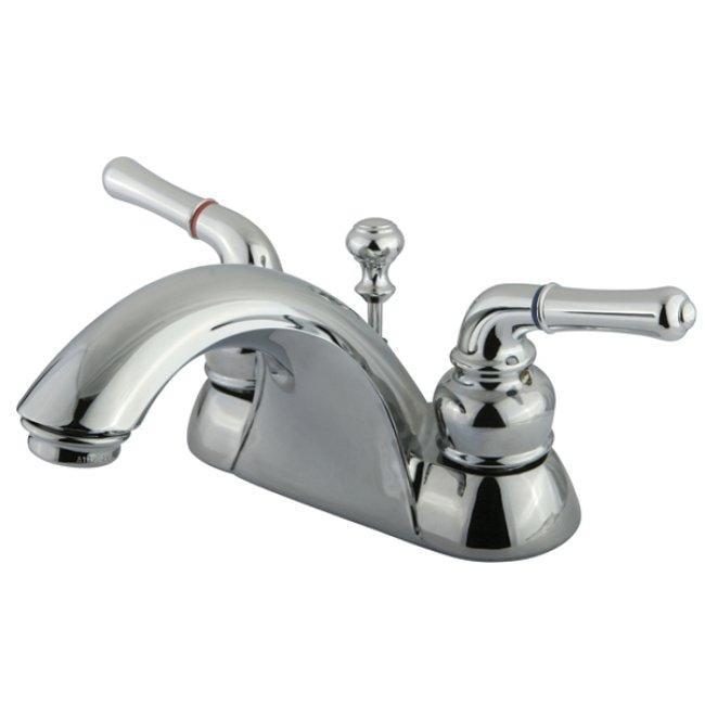 Chrome Basic Basic Bathroom Faucet