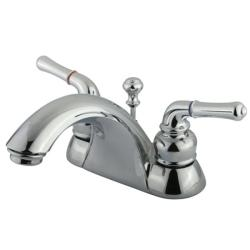 Chrome Basic Basic Bathroom Faucet