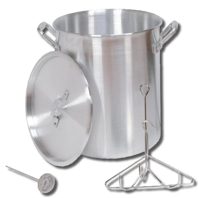 King Kooker 30-quart Aluminum Turkey Pot