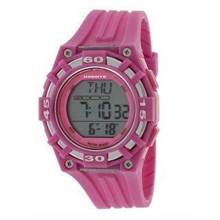 Beatech Pink Alarm Clock/ Stopwatch/ Countdown Timer Watch Heart Rate Monitor