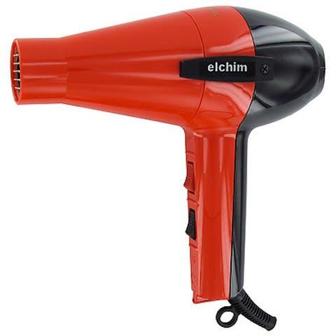 Elchim 2001 Red/ Black Ionic Hair Dryer